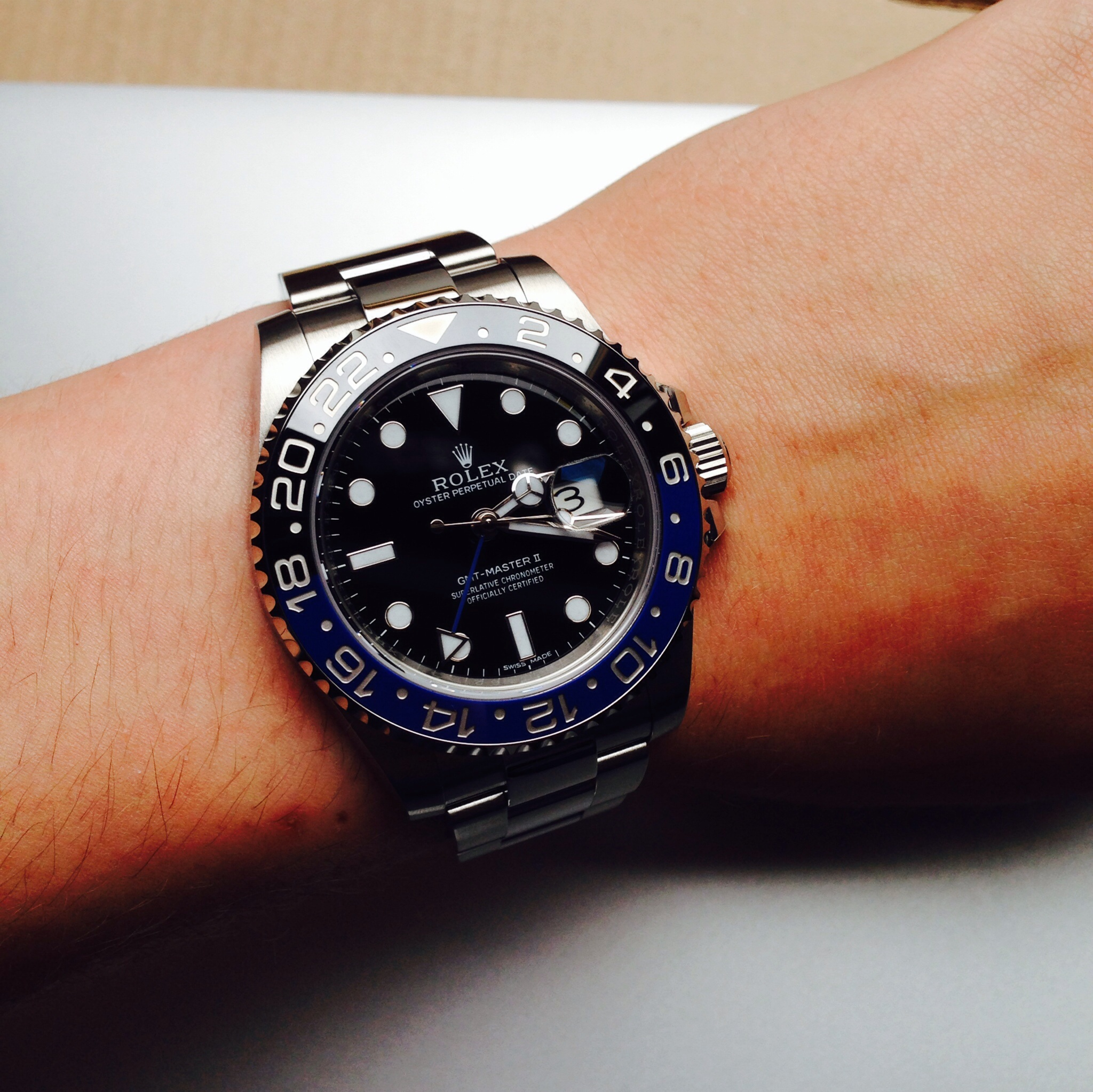 wrist check the official thread for sunday august 3